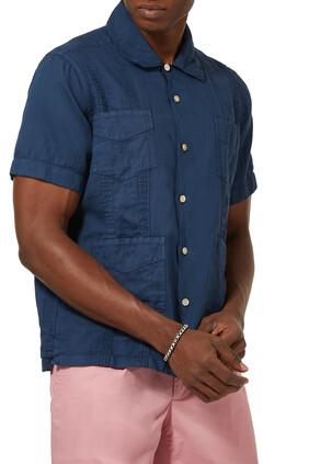 Front Pockets Shirt