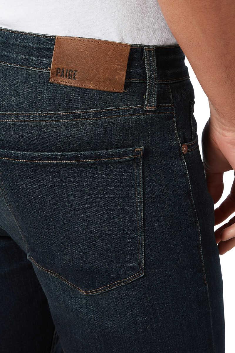 Lennox Cellar Slim Straight Jeans image number 4