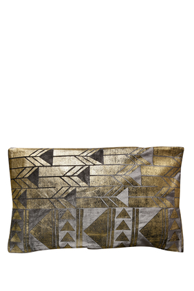 Shimmer Accent Pillow Cover