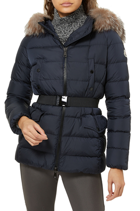 Clion Quilted Jacket