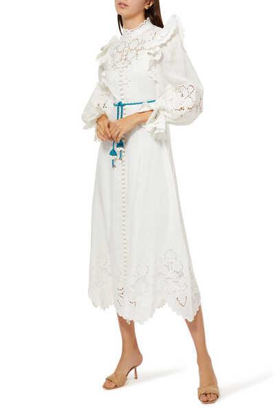 Carnaby Scallop Lace Dress