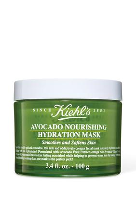 Avocado Nourishing Hydrating Mask