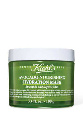 Avocado Nourishing Hydrating Mask