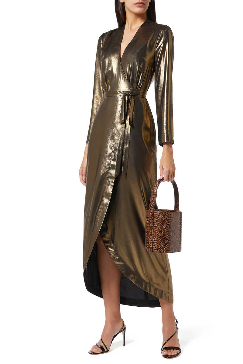 Reliah Wrap Dress image number 2