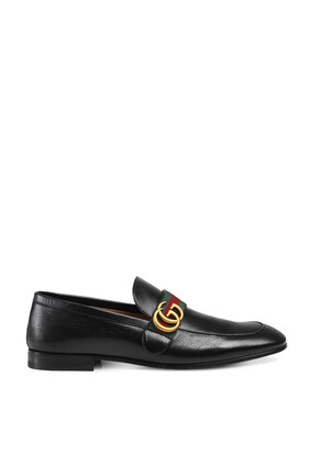 Double G Web Loafers
