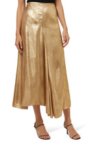 Llewyn Metallic Skirt