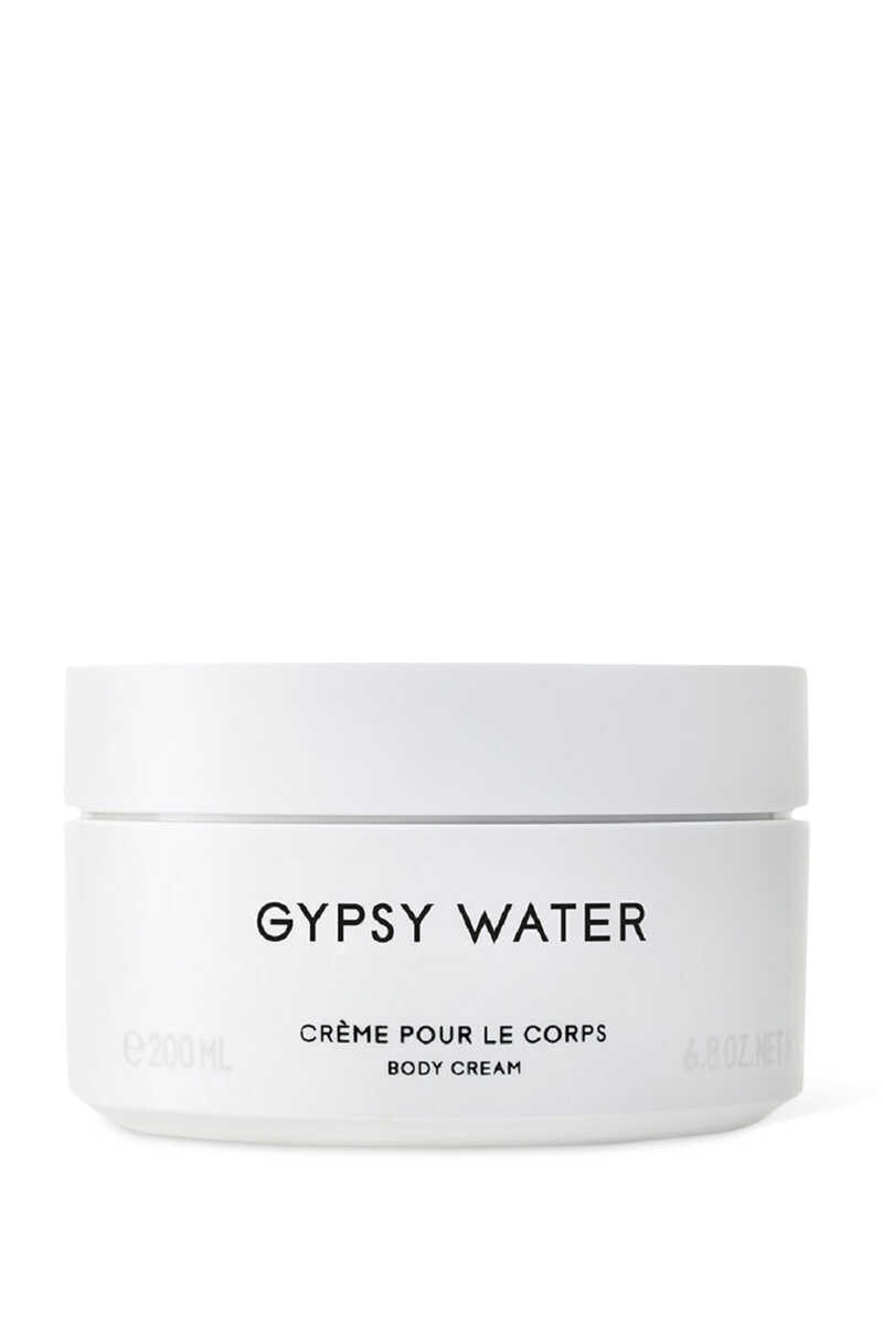 Gypsy Water Body Cream image number 1