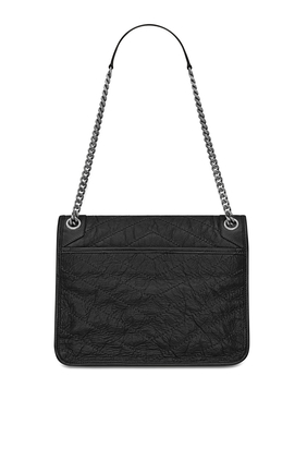 Medium Niki Bag in Vintage Leather