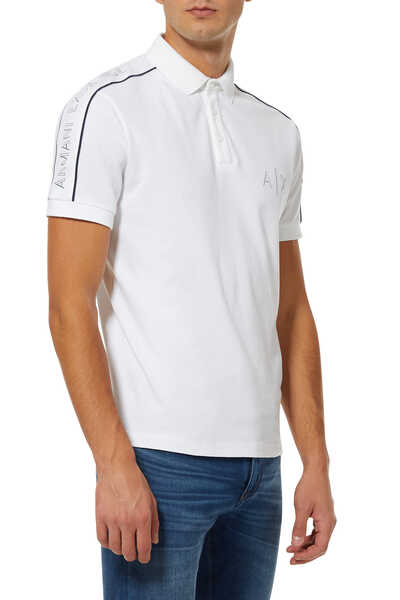 AX Cotton Polo Shirt