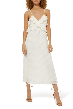 Textured Slip Dress