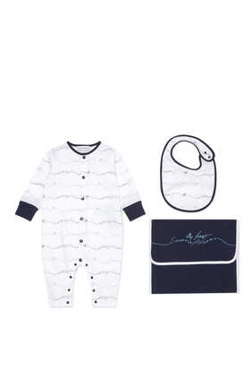 """My First Armani"" Pyjama Set"