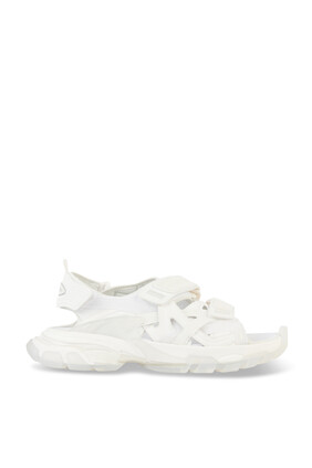 Track Clear Sole Sandals
