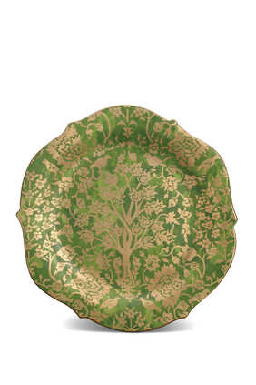Large Fortuny Alberelli Platter