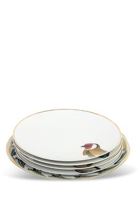 Sarb European Goldfinch Dinner Plate