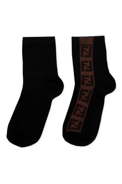Logo Band Socks