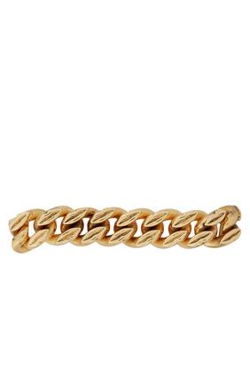 Thick Curb Chain Bracelet