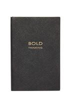 """Bold Thinking"" Panama Chelsea Notebook"