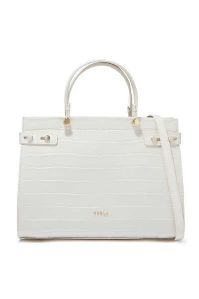 Lady M Tote Bag