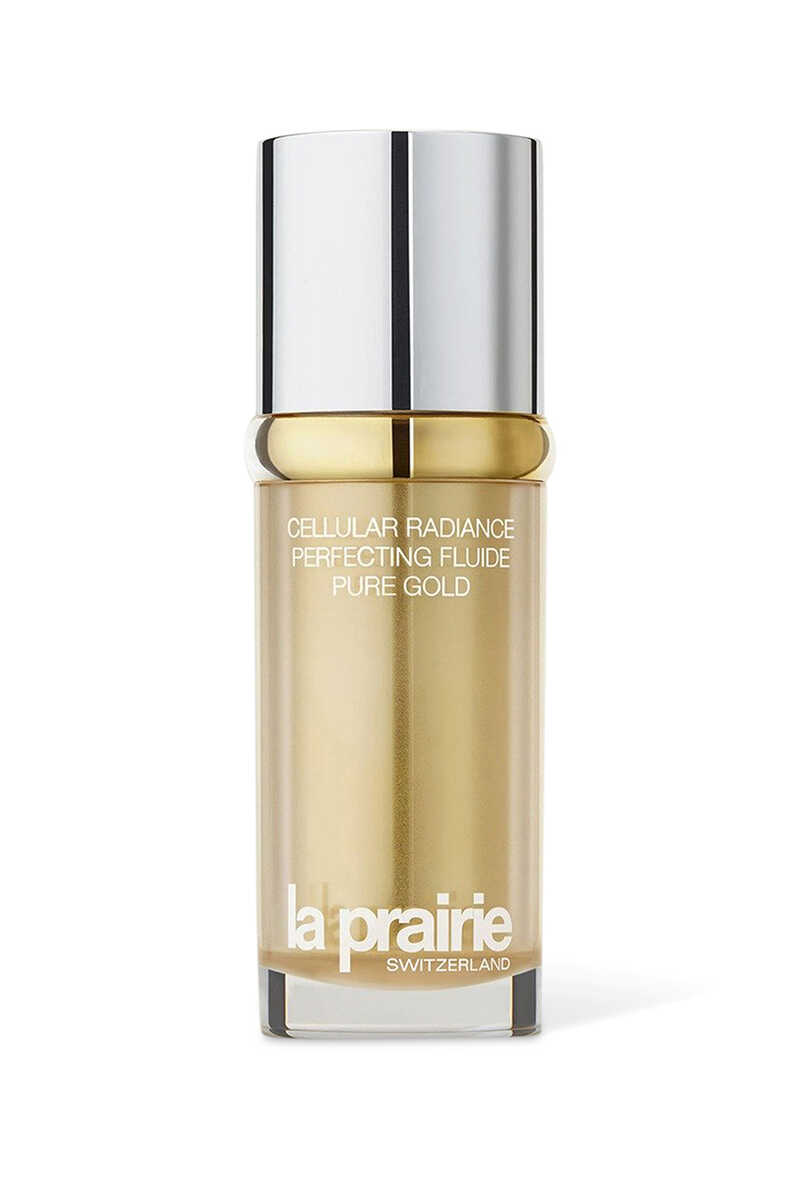 Cellular Radiance Perfecting Fluide Pure Gold image number 1