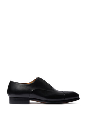 Naxos Oxford Leather Shoes