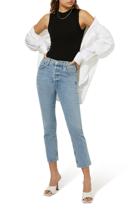 Riley Shiver Stretch Jeans