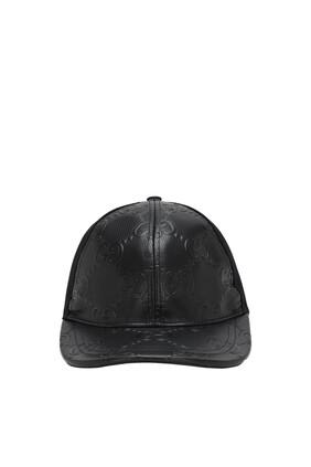 GG Embossed Baseball Cap