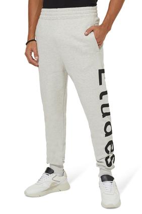Tempera Logo Jogging Pants