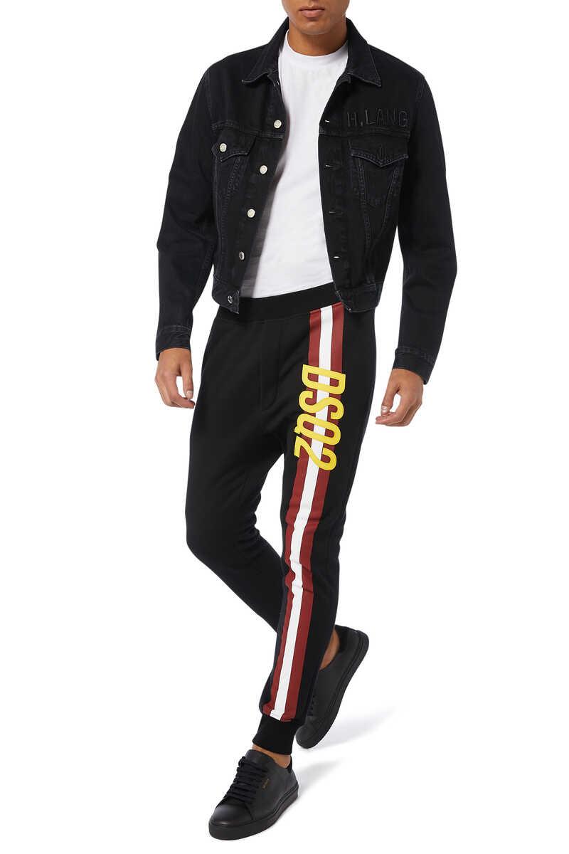 Sport Stripe Jogger Pants image number 2