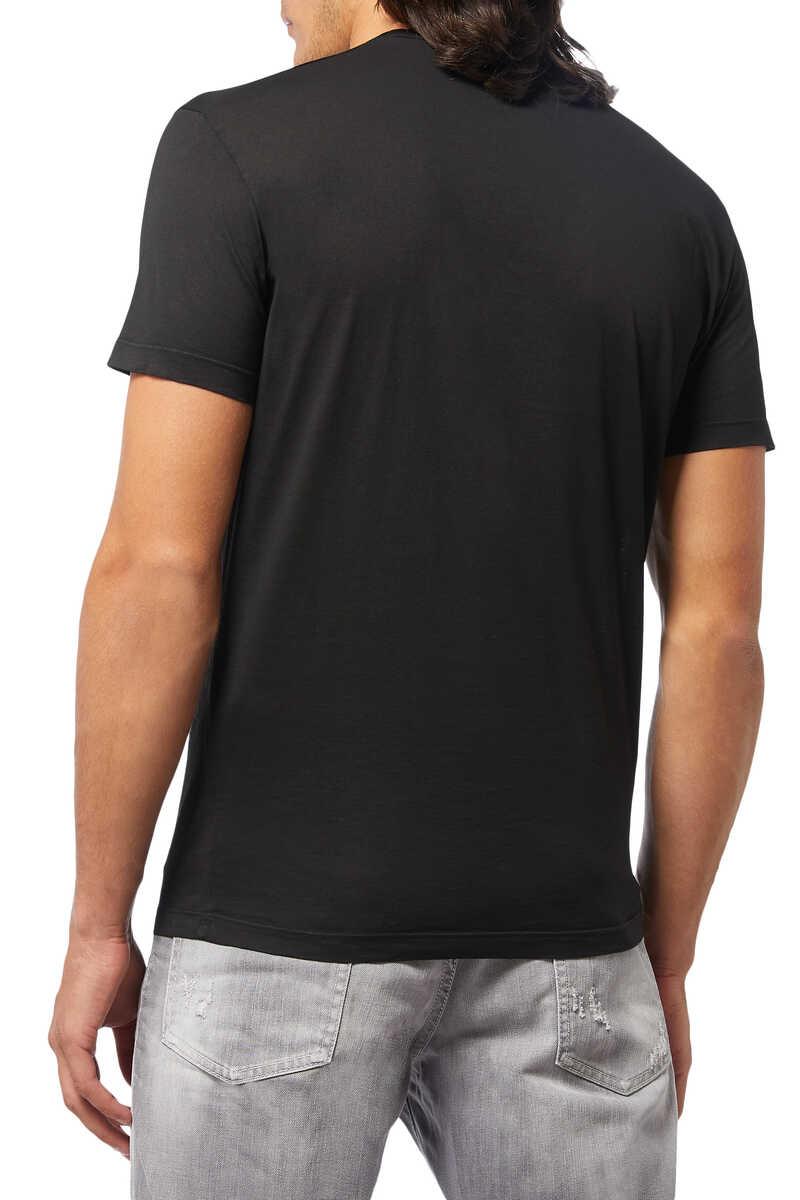 Engine Print T-Shirt image number 3