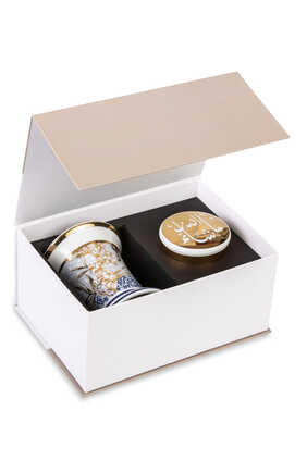 Kunooz Mubkhar and Trinket Box Gift Box