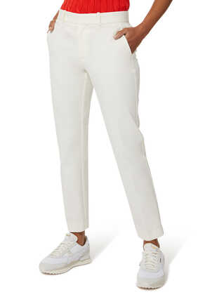 Bi-Stretch Twill Pants