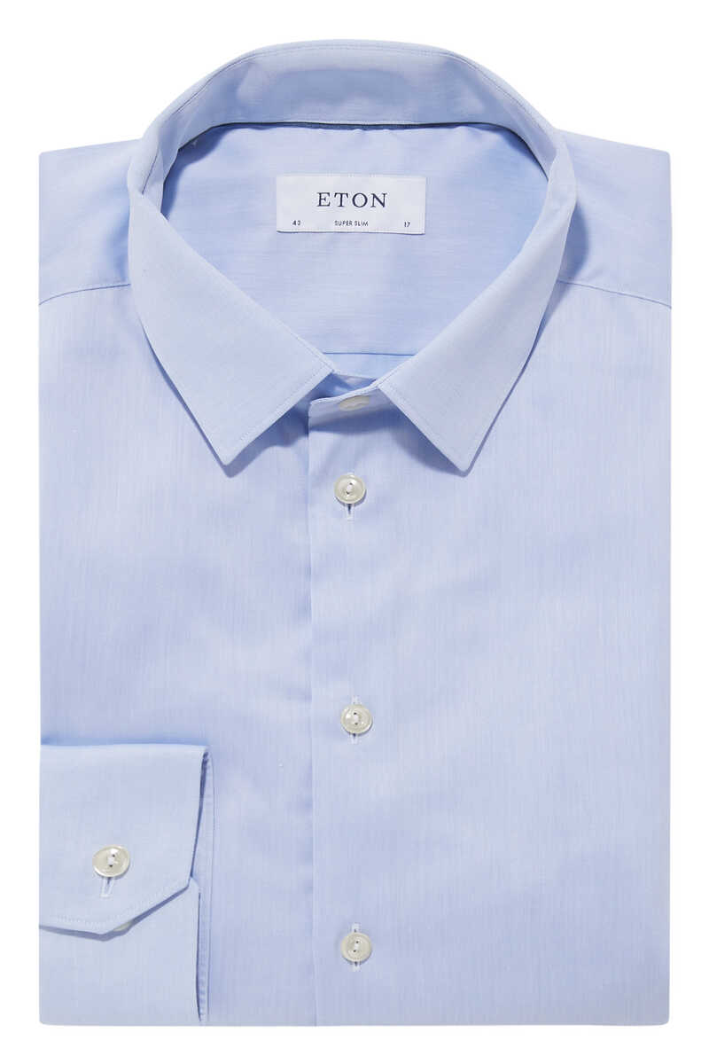 Super Slim Fit Signature Twill Shirt image thumbnail number 1