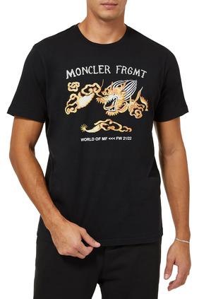 Fragment Logo T-Shirt