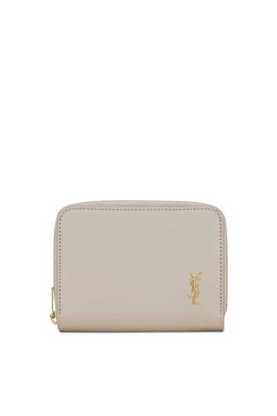 Monogram Zip Wallet