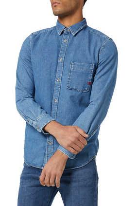 Billy Denim Shirt