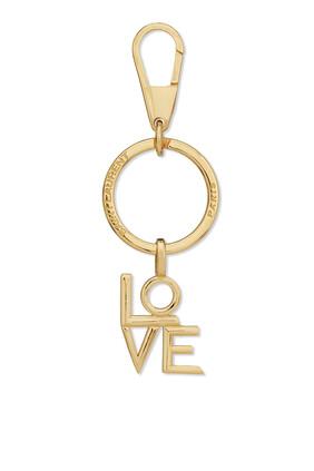 Love Charm Key Ring