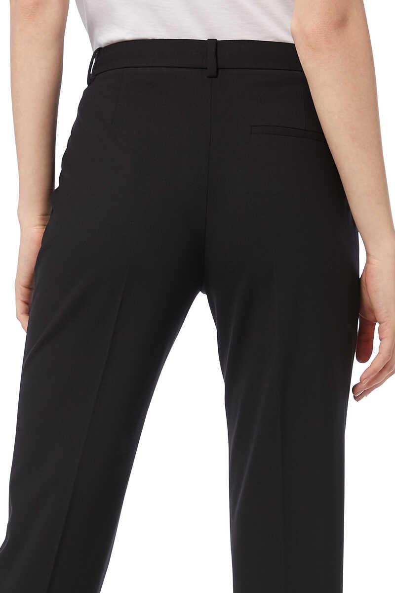 Treeca Tailored Wool Pants image number 8