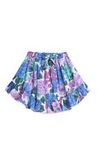 Poppy Flounce Skirt