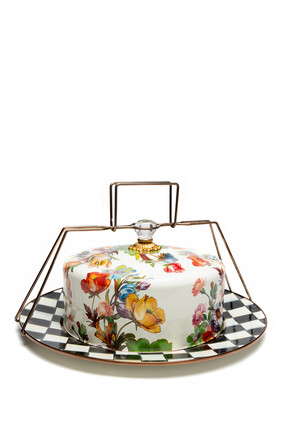 Flower Market Cake Carrier