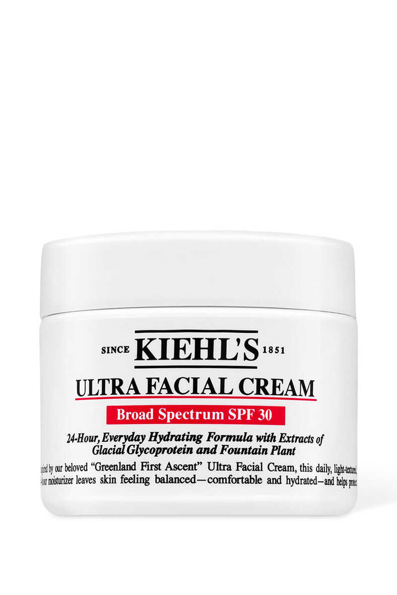Ultra Facial Cream SPF 30 image number 1