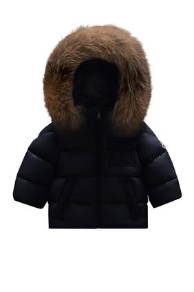 Fur Puffer Jacket