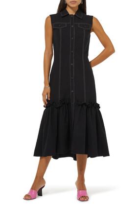 Thea Ruffle Dress