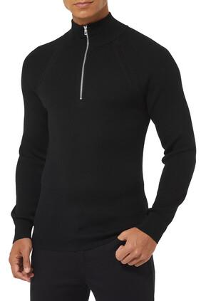 Cameron Zip Sweater