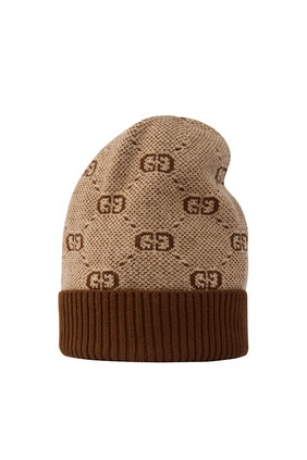 GG Wool Cotton Hat