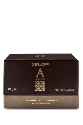 Alexandria II Body Powder