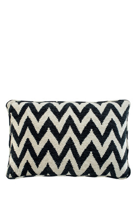 Chevron Print Cushion