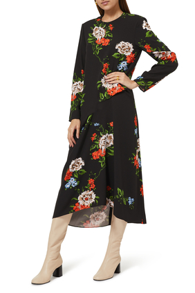 Quinn Floral Tess Dress