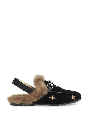 Princetown Bees And Stars Slip-Ons