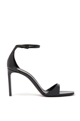 Bea Sandals in Patent Leather