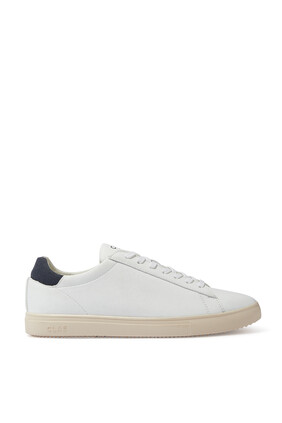 Ellington Vegan Leather Sneakers